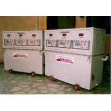 Servo Voltage Stabilizers (Oil Cooled)
